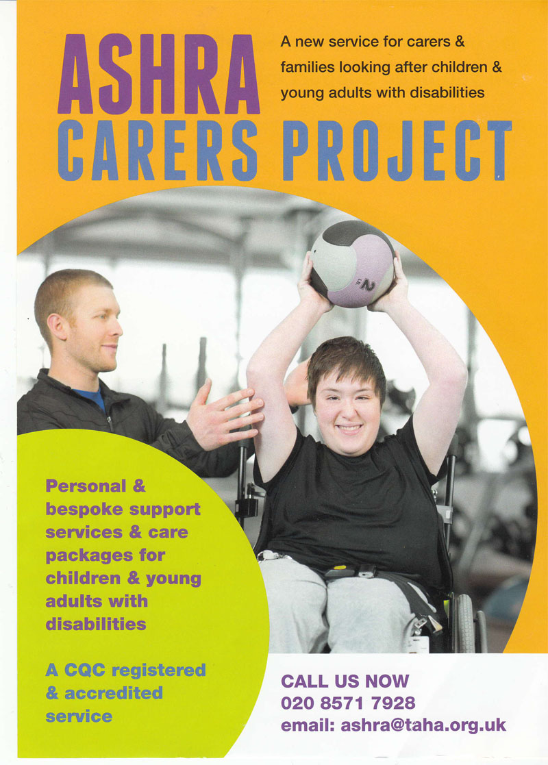 Children & Young People with Special Needs