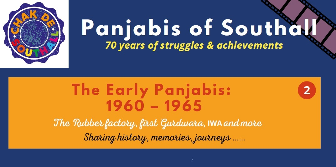 Panjabis of Southall – The Early Panjabis: 1960 – 1965